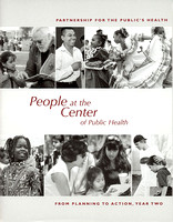 Partnership for the Publics Health annual report_2002